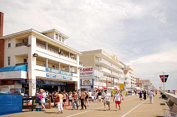 Ocean City Maryland Comfort Inn Th Street