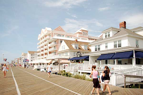 Ocean City Pictures Of 8th Street At The Boardwalk Oc Boards