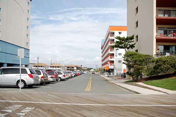 ocean city pictures of 18th street at the boardwalk oc. Black Bedroom Furniture Sets. Home Design Ideas