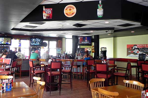 American Pub Style Food and 22 Beers on Draft - Ocean City Maryland