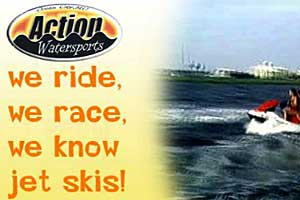 Action Water Sports in Ocean City