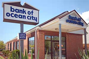 Bank of Ocean City in Ocean City