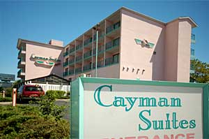 Cayman Suites Hotel in Ocean City