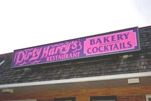 Dirty Harry's Restaurant and Bakery in Ocean City
