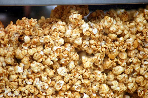 The make-your-mouth-water taste of Caramel Corn the way Ocean City has it. - Ocean City Maryland