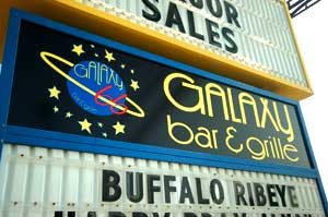 Galaxy 66 Bar and Grille in Ocean City