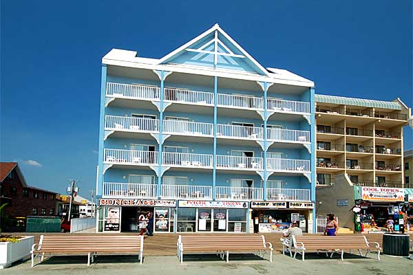 Ocean City Hotels >> Haven Hotel Ocean City Maryland Hotel Motel