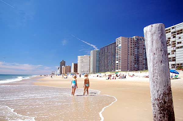 Sales of new & resale condominiums, homes and town homes on the Ocean Front & Bay - Ocean City Maryland