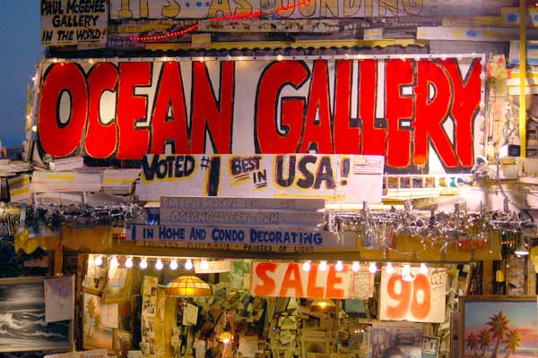 Ocean Gallery - GLOBALLY FAMOUS - IT�S ASTOUNDING!!! - Ocean City Maryland