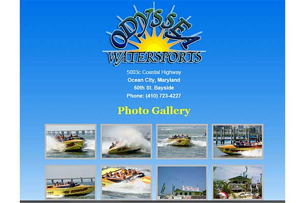 Odyssea Watersports offers wave runner rentals. We have a huge riding area, great - Ocean City Maryland