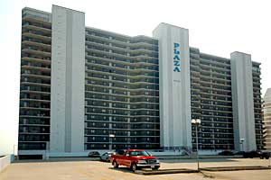 Plaza Condominium in Ocean City