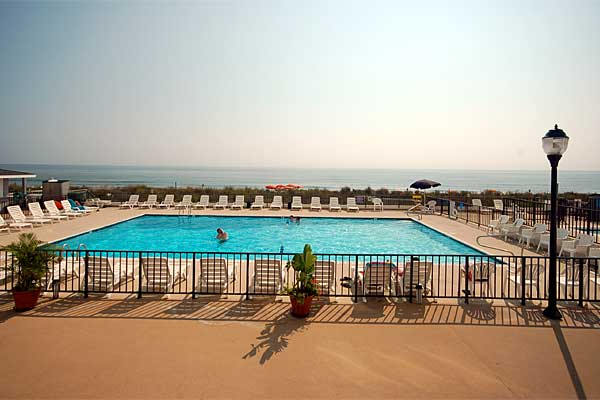 Oceanfront, three & two bedroom units, indoor & outdoor swimming pools. - Ocean City Maryland