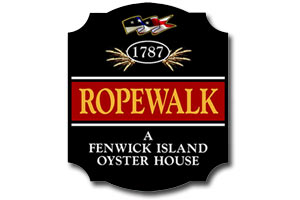 Ropewalk - A Fenwick Island Oyster House in Ocean City