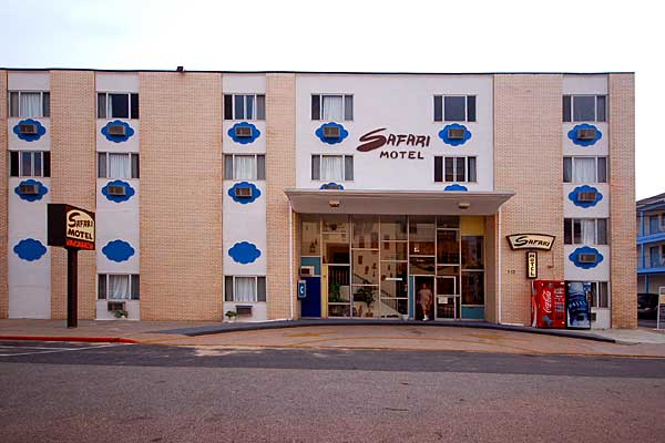 Discover a decidedly different type of hospitality at Safari Motel. Offering the... - Ocean City Maryland
