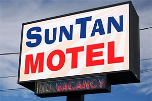 Sun Tan Motel in Ocean City