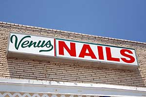 Venus Nails & Spa in Ocean City