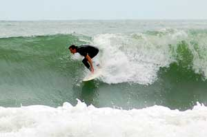 Surfs Up in Ocean City