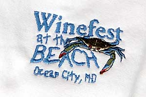Winefest At The Beach in Ocean City