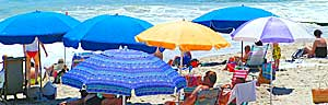 Ocean City Beach Umbrellas
