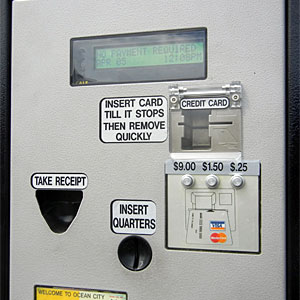Parking Machine Slots