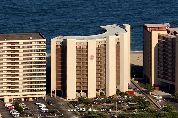 High Point South Condominium Ocean City Maryland